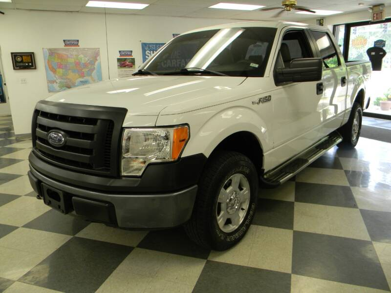 2009 Ford F-150 for sale at Lindenwood Auto Center in St. Louis MO