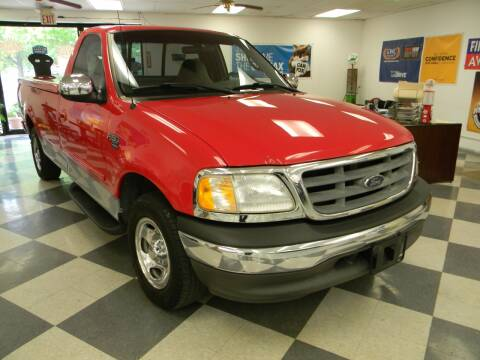 2002 Ford F-150 for sale at Lindenwood Auto Center in St. Louis MO