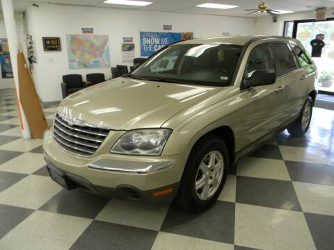 2006 Chrysler Pacifica for sale at Lindenwood Auto Center in St. Louis MO