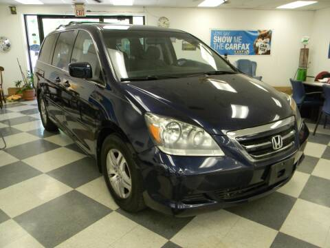 2007 Honda Odyssey for sale at Lindenwood Auto Center in St. Louis MO