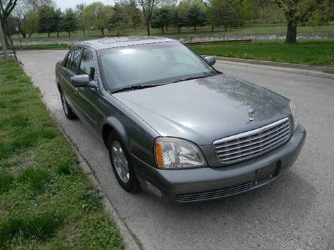 2004 Cadillac DeVille for sale in St. Louis, MO