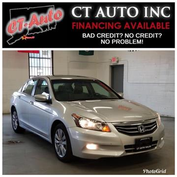 2011 Honda Accord for sale in Bridgeport, CT