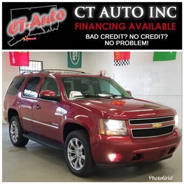 2011 Chevrolet Tahoe for sale in Bridgeport, CT