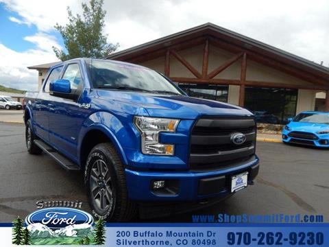 2017 Ford F-150 for sale in Silverthorne CO
