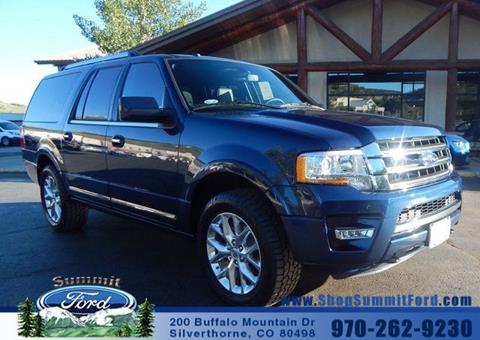2017 Ford Expedition EL for sale in Silverthorne, CO