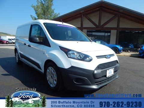 2017 Ford Transit Connect Cargo for sale in Silverthorne CO