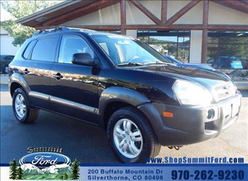 2006 Hyundai Tucson for sale in Silverthorne, CO
