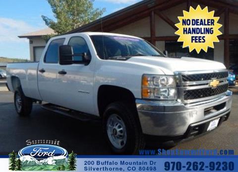 2013 Chevrolet Silverado 2500HD for sale in Silverthorne, CO