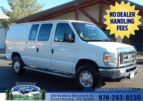 2013 Ford E-Series Cargo for sale in Silverthorne, CO
