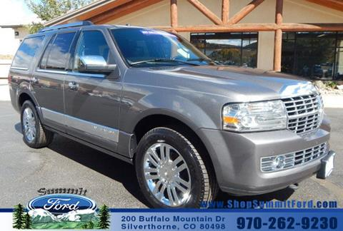 2010 Lincoln Navigator for sale in Silverthorne CO