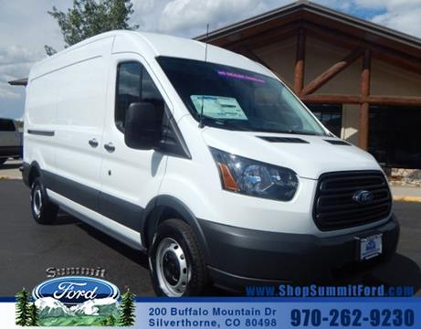 2017 Ford Transit Cargo for sale in Silverthorne, CO