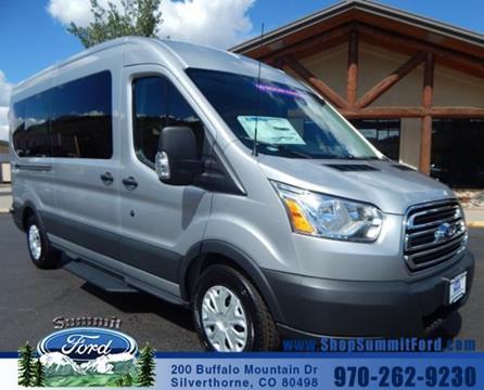 2017 Ford Transit Wagon for sale in Silverthorne CO