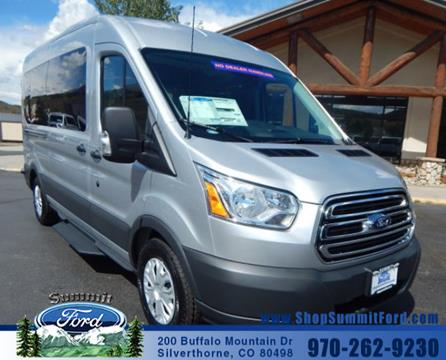 2017 Ford Transit Wagon for sale in Silverthorne, CO
