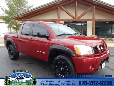 2006 Nissan Titan for sale in Silverthorne, CO