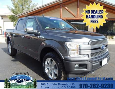 2018 Ford F-150 for sale in Silverthorne, CO