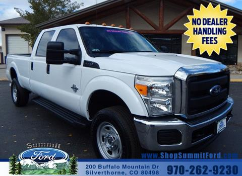2016 Ford F-350 Super Duty for sale in Silverthorne, CO