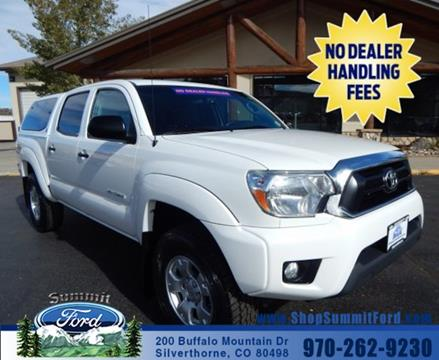 2013 Toyota Tacoma for sale in Silverthorne CO