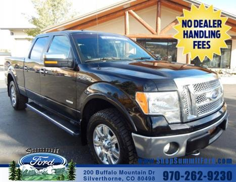 2011 Ford F-150 for sale in Silverthorne CO