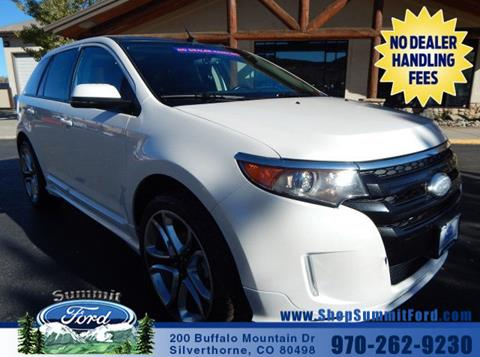 2013 Ford Edge for sale in Silverthorne, CO
