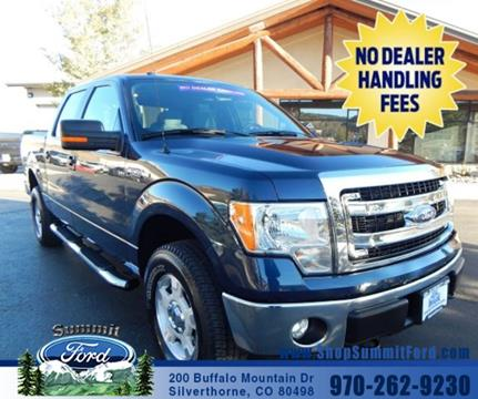 2014 Ford F-150 for sale in Silverthorne, CO