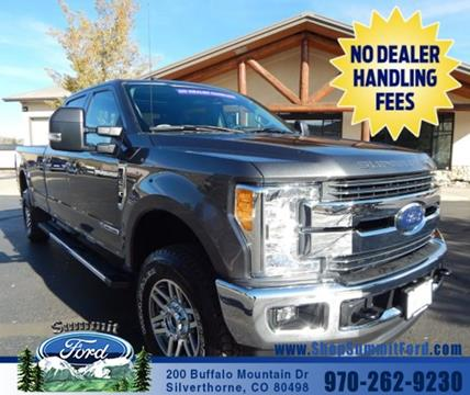 2017 Ford F-250 Super Duty for sale in Silverthorne, CO