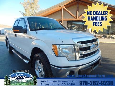 2013 Ford F-150 for sale in Silverthorne, CO