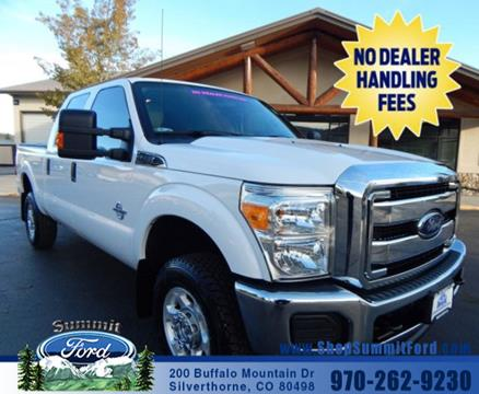 2014 Ford F-250 Super Duty for sale in Silverthorne, CO