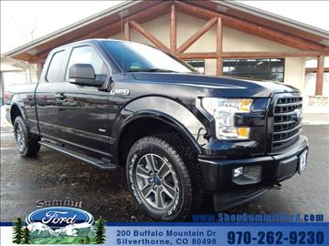 2017 Ford F-150 for sale in Silverthorne, CO