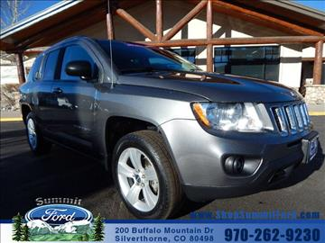 2012 Jeep Compass for sale in Silverthorne, CO