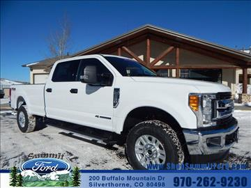 2017 Ford F-350 Super Duty for sale in Silverthorne, CO