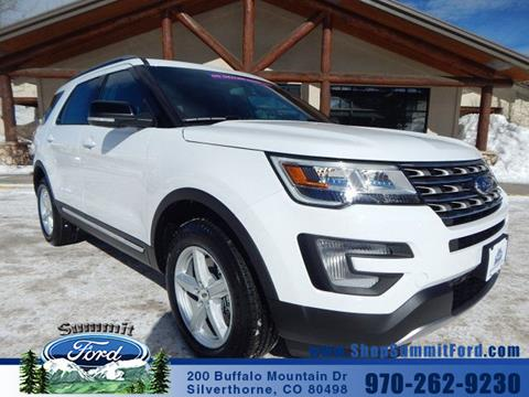 2017 Ford Explorer for sale in Silverthorne, CO