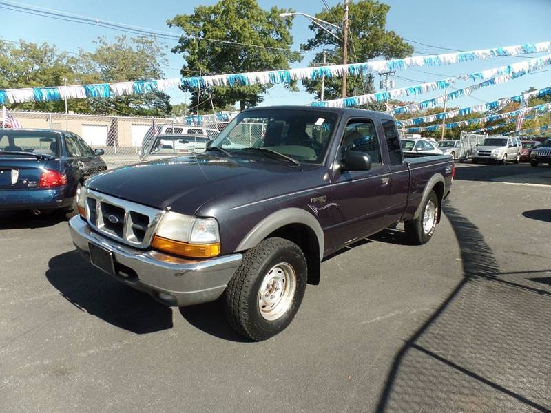 2000 Ford Ranger for sale at Jay Motor Group in Attleboro MA