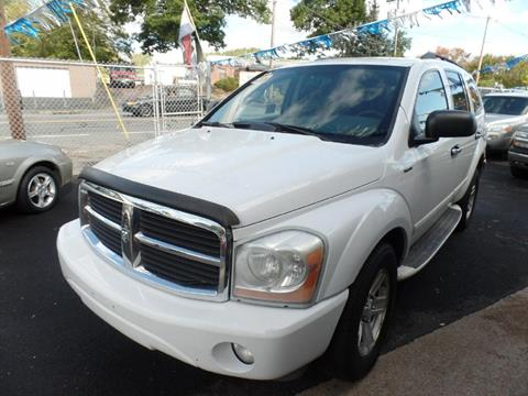 2004 Dodge Durango for sale at Jay Motor Group in Attleboro MA