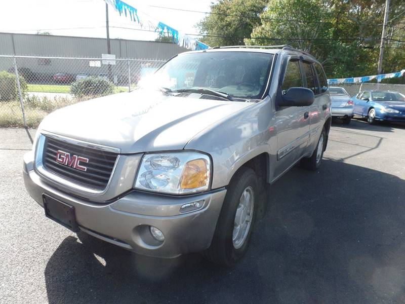 2003 GMC Envoy for sale at Jay Motor Group in Attleboro MA