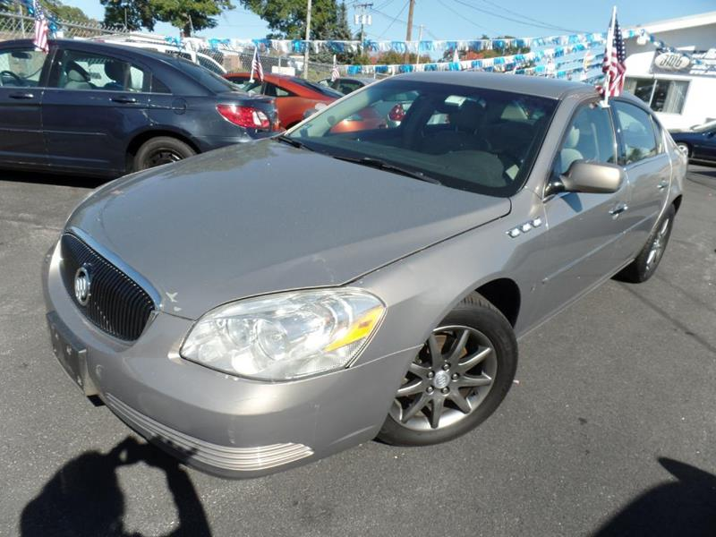 2007 Buick Lucerne for sale at Jay Motor Group in Attleboro MA