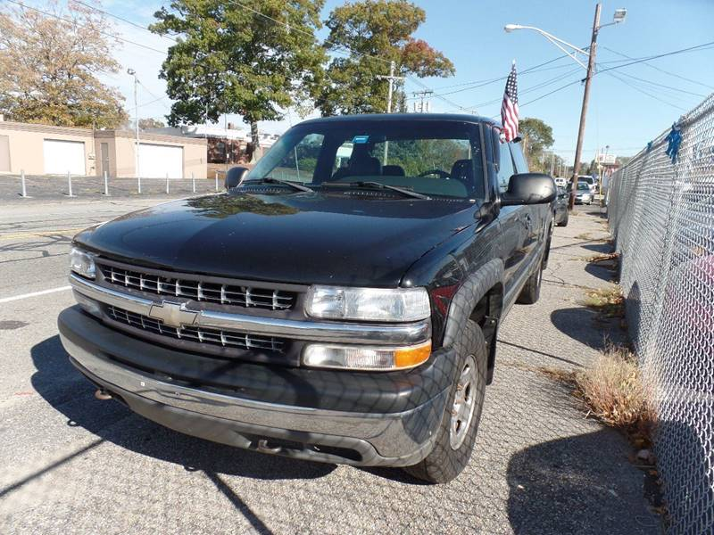 2001 Chevrolet Silverado 1500 for sale at Jay Motor Group in Attleboro MA