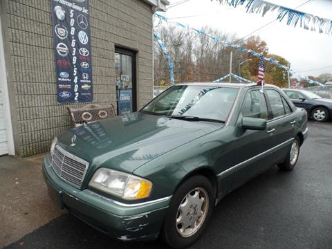 1995 Mercedes-Benz C-Class for sale at Jay Motor Group in Attleboro MA