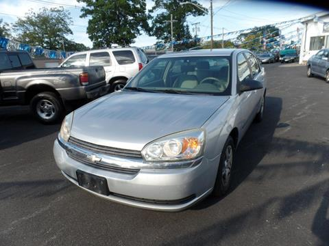 2004 Chevrolet Malibu for sale at Jay Motor Group in Attleboro MA