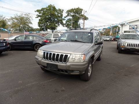 2000 Jeep Grand Cherokee for sale at Jay Motor Group in Attleboro MA