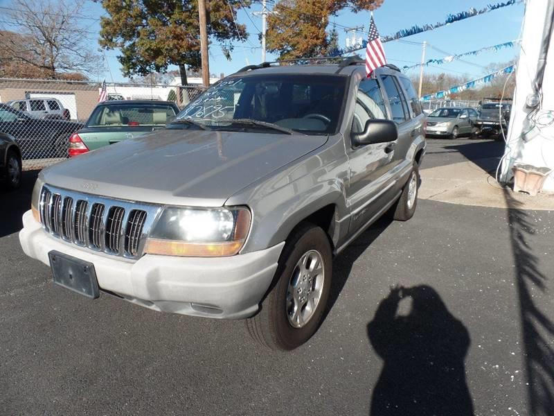 2001 Jeep Grand Cherokee for sale at Jay Motor Group in Attleboro MA