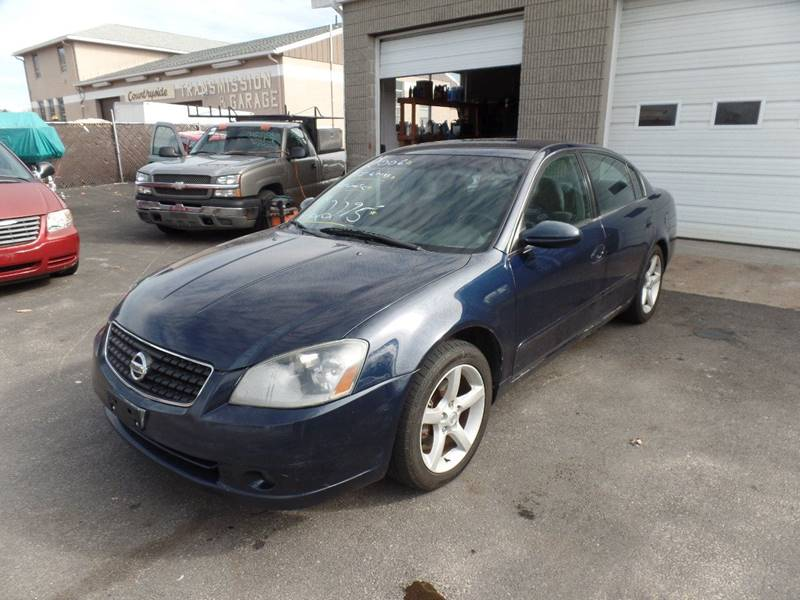 2006 Nissan Altima for sale at Jay Motor Group in Attleboro MA