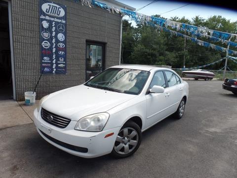 2008 Kia Optima for sale at Jay Motor Group in Attleboro MA