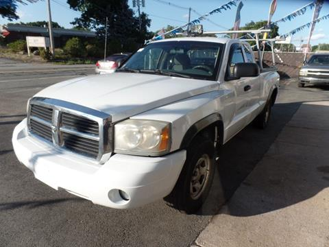 2007 Dodge Dakota for sale at Jay Motor Group in Attleboro MA