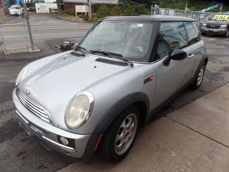 2002 MINI Cooper for sale at Jay Motor Group in Attleboro MA