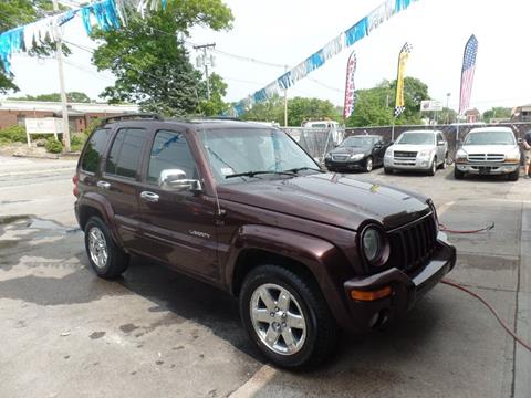 2004 Jeep Liberty for sale in Attleboro, MA