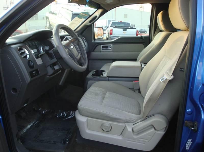 2009 Ford F-150 for sale at BISHOPS CORNER AUTO SALES in Sapulpa OK