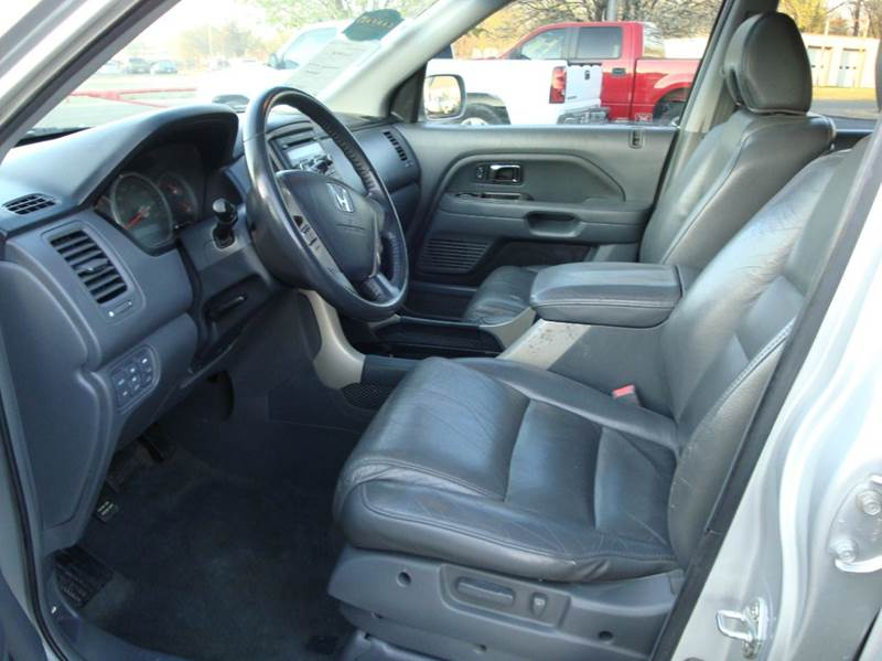 2008 Honda Pilot for sale at BISHOPS CORNER AUTO SALES in Sapulpa OK