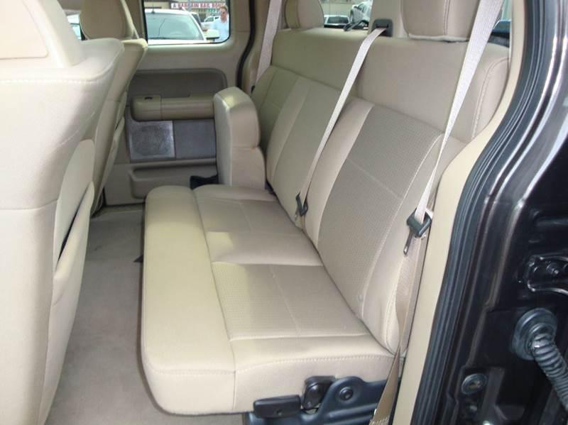 2007 Ford F-150 for sale at BISHOPS CORNER AUTO SALES in Sapulpa OK