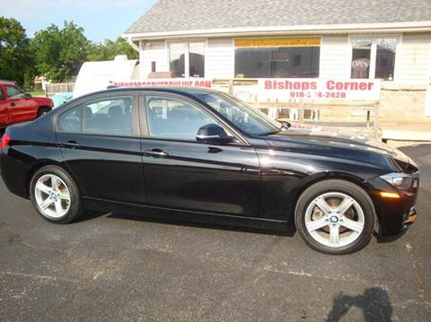 2014 BMW 3 Series for sale at BISHOPS CORNER AUTO SALES in Sapulpa OK