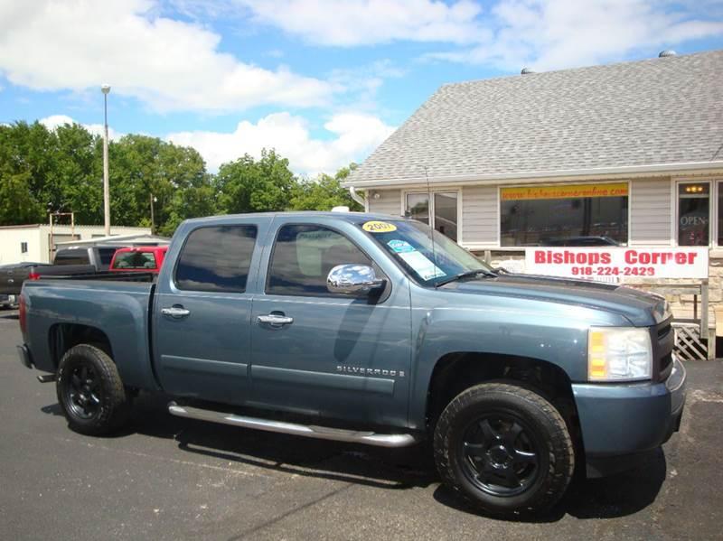 2007 Chevrolet Silverado 1500 for sale at BISHOPS CORNER AUTO SALES in Sapulpa OK